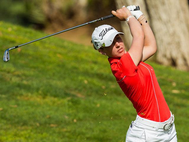 Sally Watson Scottish professional golfer